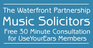 Music Solicitors - Free 30 Minutes for UseYourEars members
